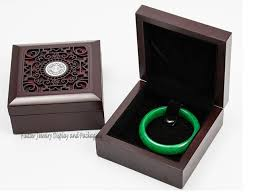 bracelet box images Classical 11 11 cm wooden bracelet box jewelry packaging boxes jpg