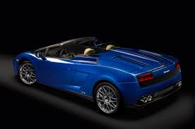 Lamborghini Gallardo Lp550 2 - new lamborghini gallardo lp 550 2 spyder brings rear wheel drive