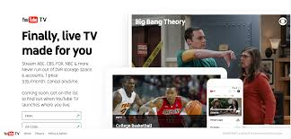 youtube unveils youtube tv its live tv streaming service techcrunch
