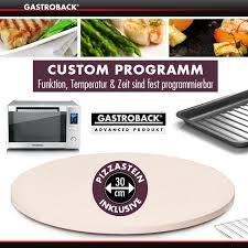 gastroback design advanced pro gastroback design bistro ofen advanced pro cookfunky