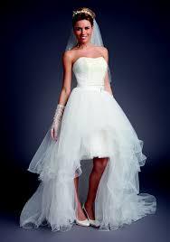 robe mariã e courte robe de mariée rabane les mariées de talia