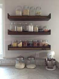 kitchen floating corner shelves kitchen flatware ice makers