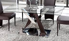 global furniture dining table amazon com global furniture dining table glass tables