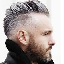 salt pepper hair styles 19 amazing beards and hairstyles for the modern man
