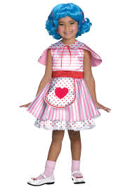 lalaloopsy costumes lalaloopsy deluxe rosy bumps n bruises costume