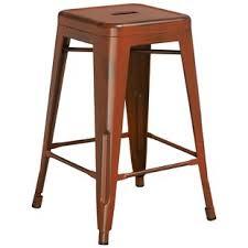 modern orange bar stools modern orange bar stools counter stools allmodern