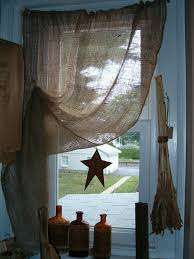 Primitive Curtians by Decorations Where Can I Buy Burlap Curtains Burlap Fabric For