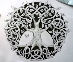 48 celtic tree of tattoos ideas