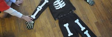 Boys Skeleton Halloween Costume Easy Diy Halloween Costumes Kids Diy Del Ray
