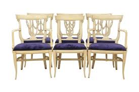 purple dining chairs mission avenue studio sheraton style royal purple dining chairs