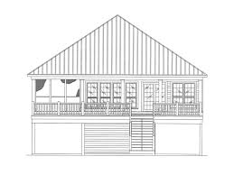 raised beach house plans tybee island coastal home plan 024d 0250 house plans and more