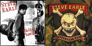 town photo albums steve earle s four mca albums remastered for vinyl the