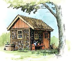 log cabin floor plans with garage b4ubuild u2013 plan center