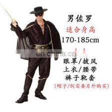 in stock halloween and kids zorro costume of costumes from
