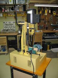 Bench Mortise Machine Cross Slide Vise For Benchtop Mortiser Page 2 Router Forums