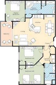 Wyndham Patriots Place Floor Plan Worldmark South Pacific Club By Wyndham Cairns Points Chart