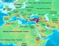 Blank Map Of Ancient Greece World History Maps By Thomas Lessman