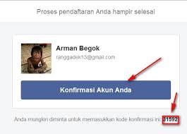 cara membuat akun gmail untuk facebook cara mudah membuat akun facebook fb baru dengan cepat belajar