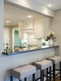 Galley Kitchen With Pass Through Kitchen To Dining Room Pass Through Ideas Blue And White Vase