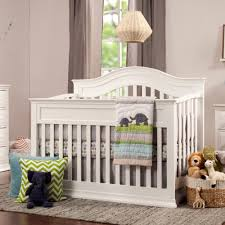 Convertable Crib by Brook 4 In 1 Convertible Crib