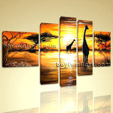 wall ideas home decor art 3 piece canvas art printsocean canvas