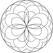 mandala coloring pages kids coloring pages literatured