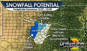 Dallas Fort Worth Metroplex Map by Snow Dfw Weather News And Blog