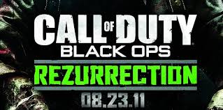 rezurrection map pack activision and treyarch release call of duty black ops