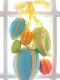 pretty simple easter decorations