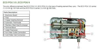electric water heater wiring diagram fharates info