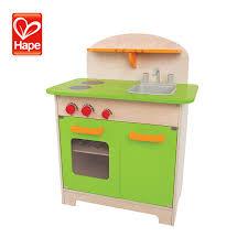 cuisine en bois jouet pas cher gros jouets pas cher bébé jouer maison sécurité grande cuisine jouet