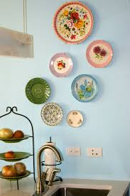 Wall Mounts For Decorative Plates Kitchen Accessories Bringing The New Look In Kitchen Through The