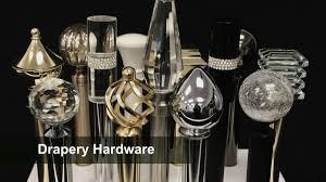 drapery hardware shades of home custom window treatments