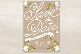 rustic save the date cards 10 rustic save the dates that make an impression mywedding
