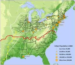 Henry Hudson Route Map by 1851 U2013 1917 Cattle Drives And Texas Fever Brian Altonen Mph Ms