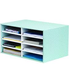 Preisg Stige Schreibtische Bankers Box Style Series Schreibtisch Organizer Grün Weiß Amazon