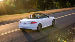 audi convertible 2016 2016 audi tt roadster review autoweek