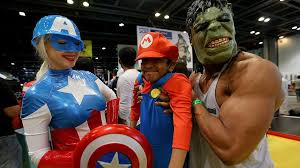 middle east film and comic con in dubai reaches next level the