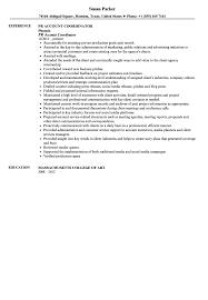Public Relation Resume Sample Public Relations Manager Resume Public Relations
