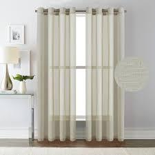beige linen grommet curtains business for curtains decoration