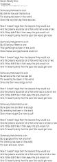 seven deadly sins irish music song and ballad lyrics for seven deadly sins