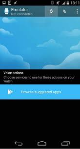 android toolbar tutorial introduction to android wear on