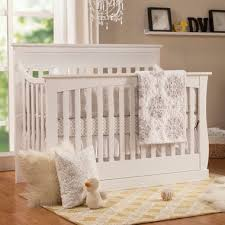 White 4 In 1 Convertible Crib Davinci Glenn 4 In 1 Convertible Crib With Toddler Bed Conversion