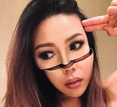 how to become makeup artist pre school quits to become an optical illusions makeup
