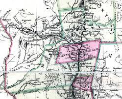 Ualbany Map Capital District Familypedia Fandom Powered By Wikia