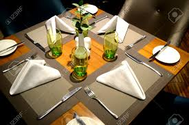 fine dining restaurant table setup ohio trm furniture