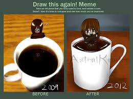 Meme Coffee - improvement meme coffee love by astralstonekeeper on deviantart