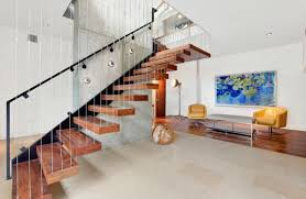 Suspended Style  Floating Staircase Ideas For The Contemporary Home - Interior design ideas for stairs