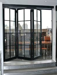 Garage French Doors - modern pool poolglass roll up garage doors commercial glass