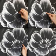 flower pro how to create a gorgeous chalk mural like an instagram pro